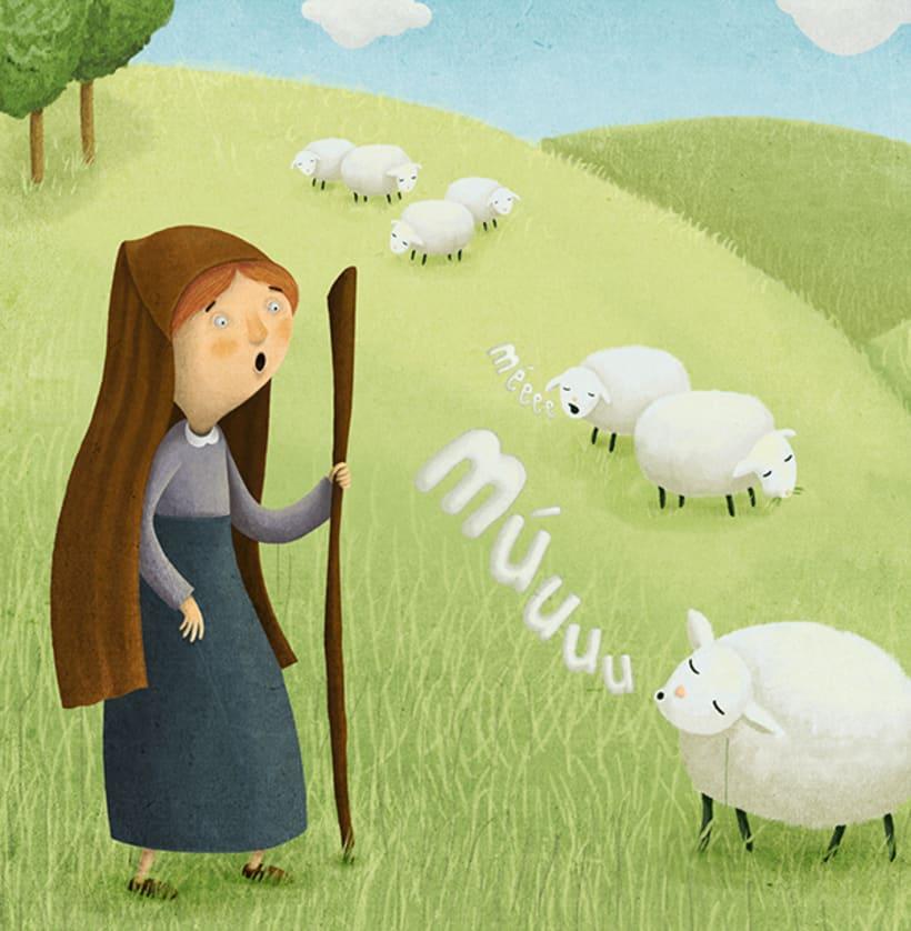 A ovelha que fazia múuu 0