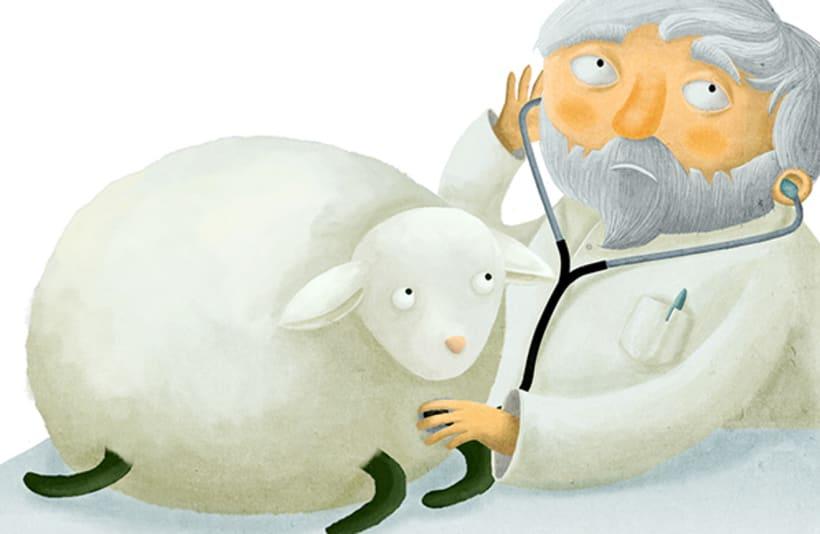 A ovelha que fazia múuu 2