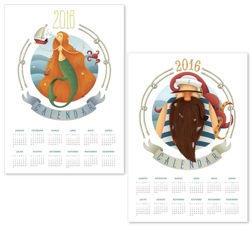 Calendarios -1