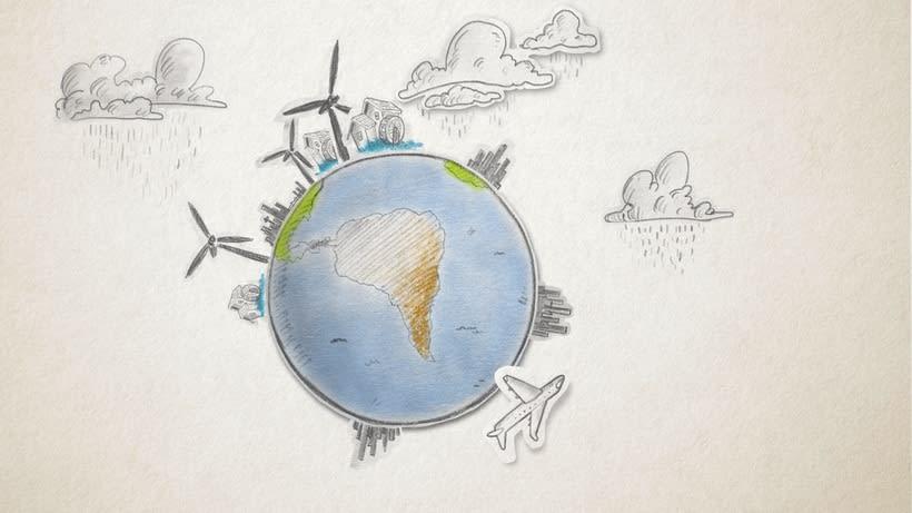 Ilustraciones para vídeo corporativo Ashoka 2