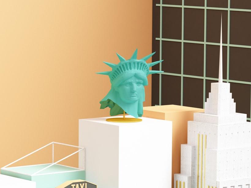 New York. Ciudad de Soñadores 1