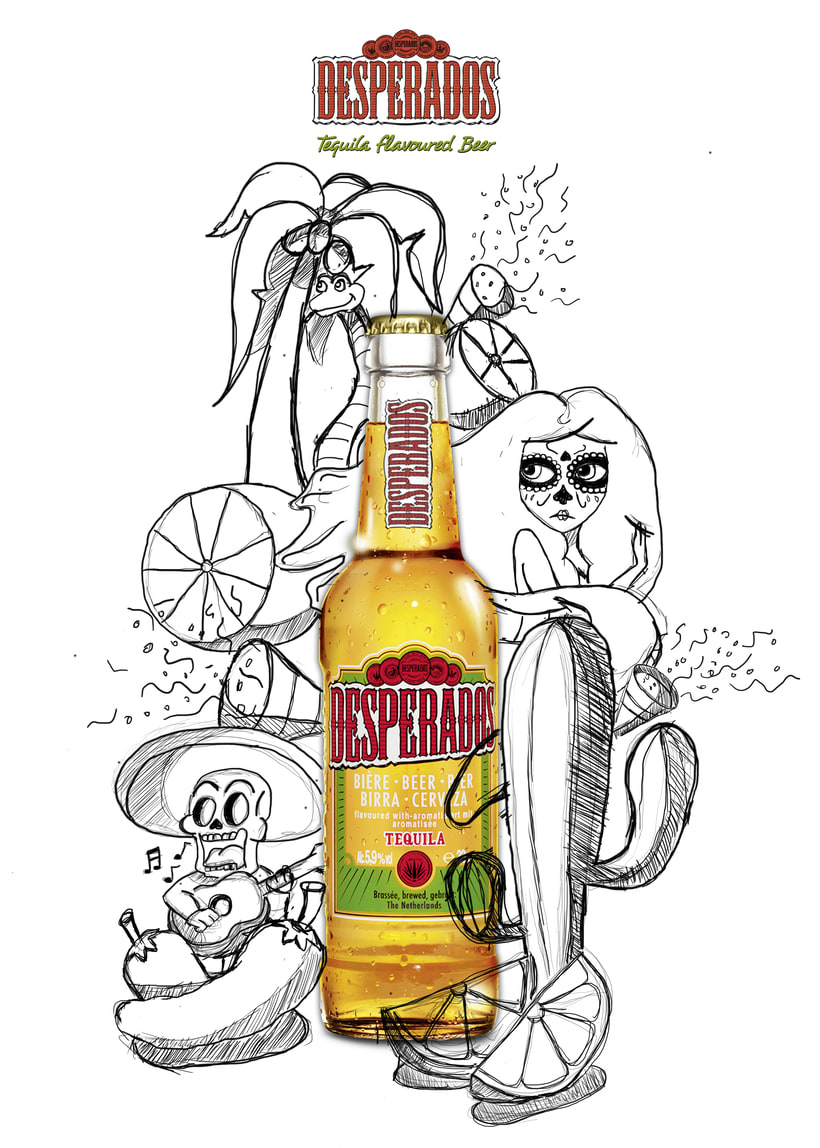 DESPERADOS WAY OF LIFE 1