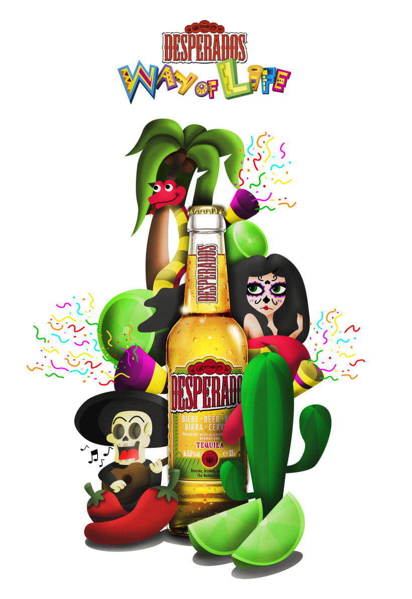 DESPERADOS WAY OF LIFE 3