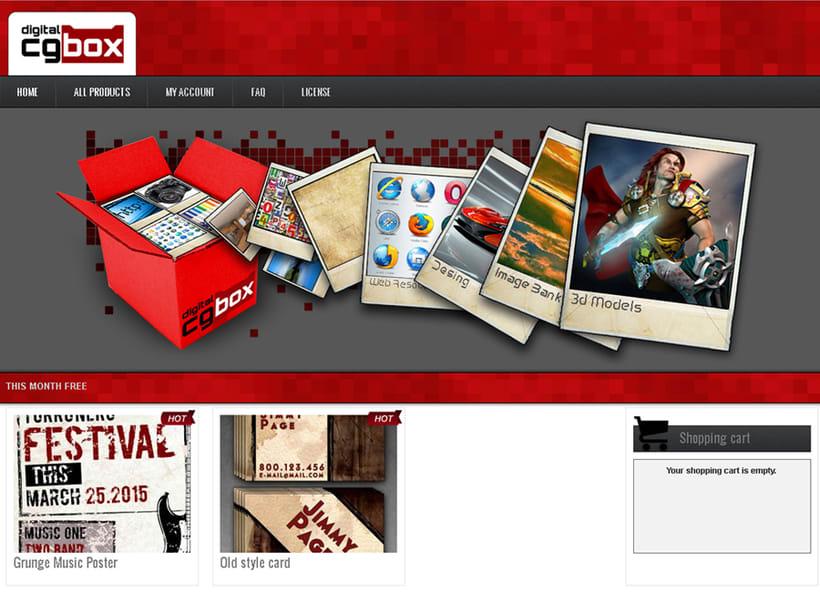 digitalcgbox página web desarrollada en drupal -1