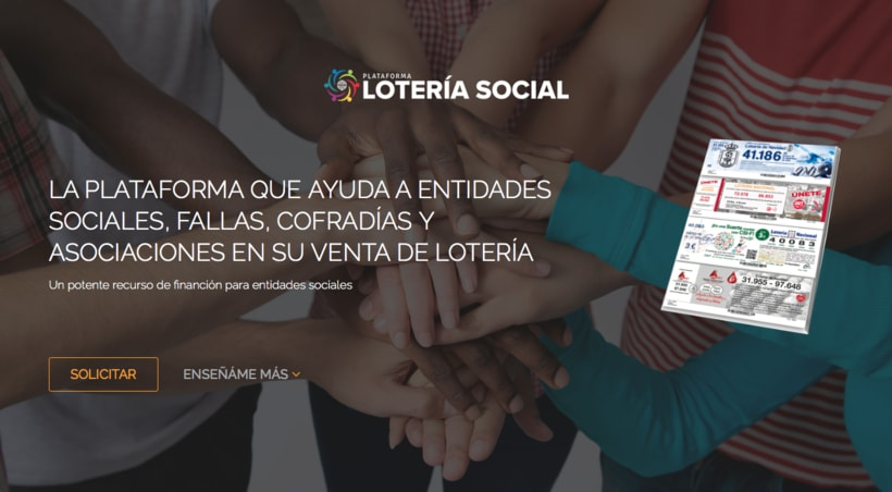 Plataforma Lotería Social -1