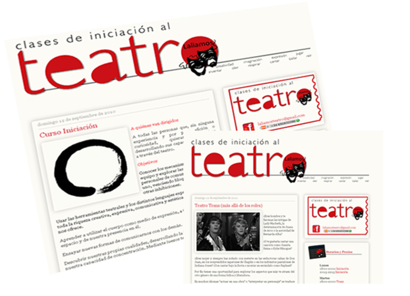 Laliamos Teatro  -1