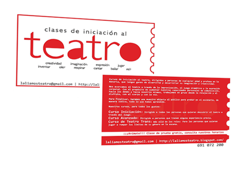 Laliamos Teatro  0