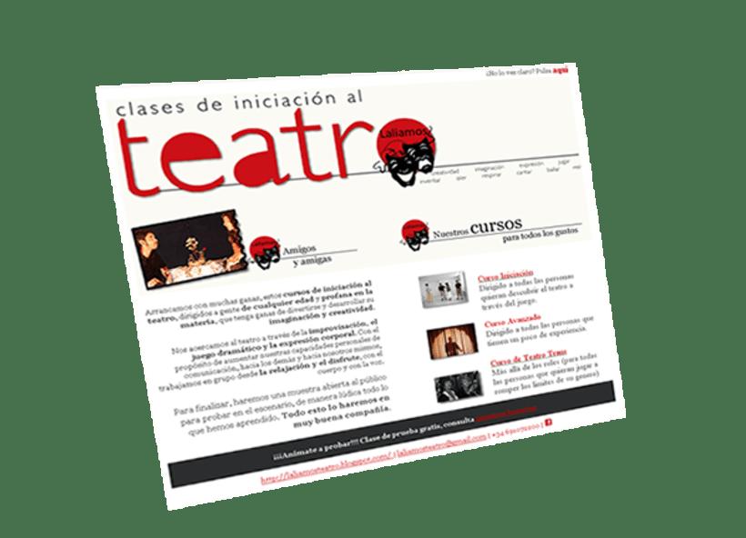 Laliamos Teatro  1