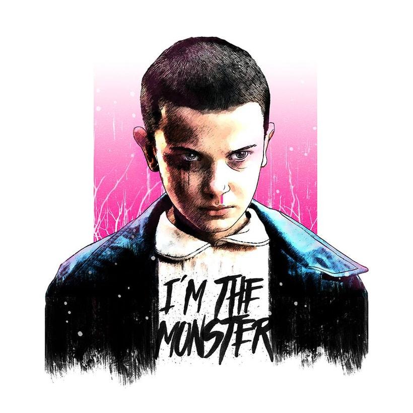 Stranger Things :: Eleven : I´m the Monster 0