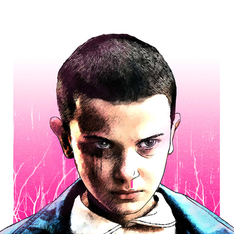 Stranger Things :: Eleven : I´m the Monster 2