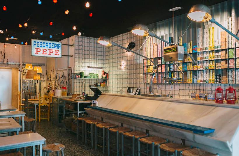 10 restaurantes españoles en los que el diseño se sienta a la mesa 2