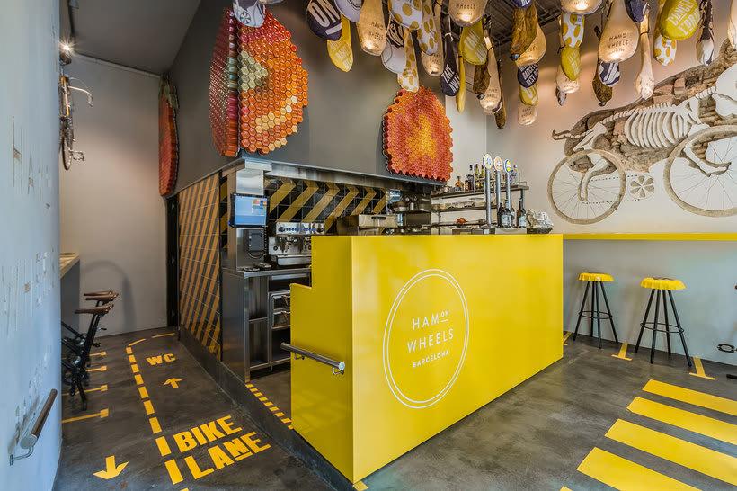 10 restaurantes españoles en los que el diseño se sienta a la mesa 11