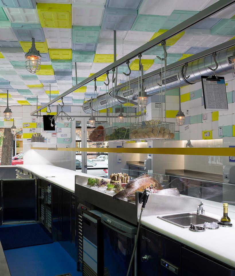 10 restaurantes españoles en los que el diseño se sienta a la mesa 23