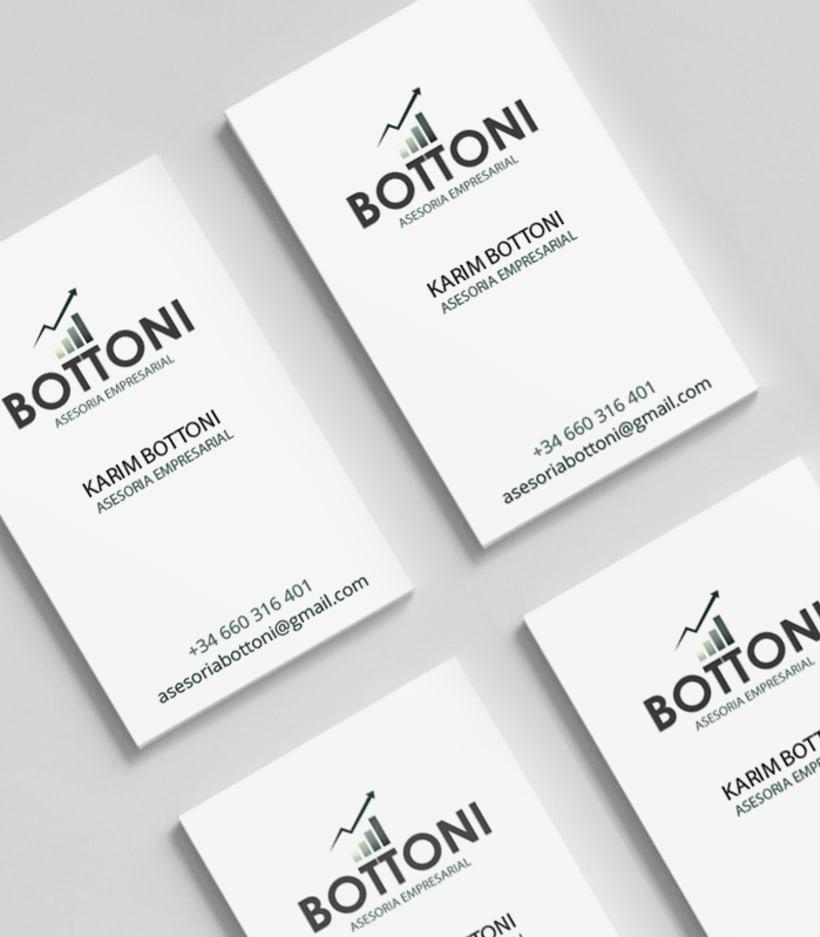 Diseño de identidad corporativa y folletos 1
