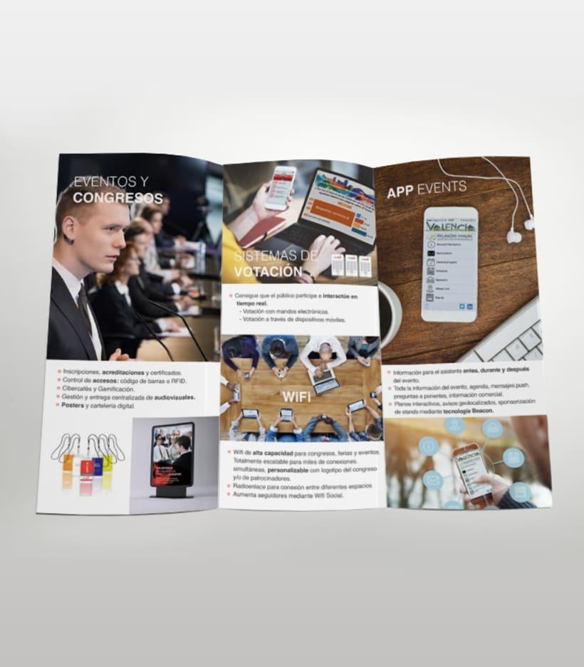 Diseño gráfico y  folletos 4
