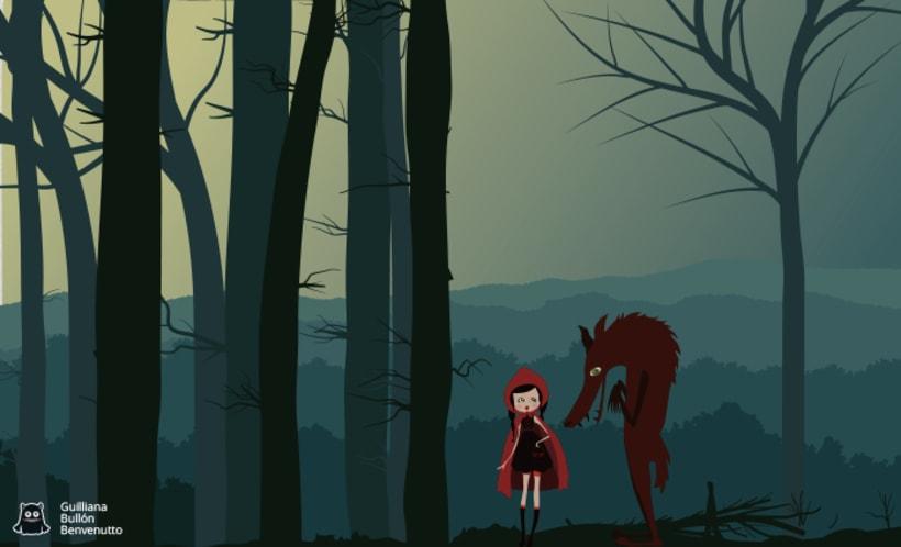 Caperucita Roja. -1
