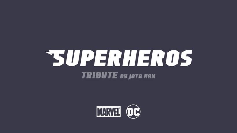 SUPERHEROS 0