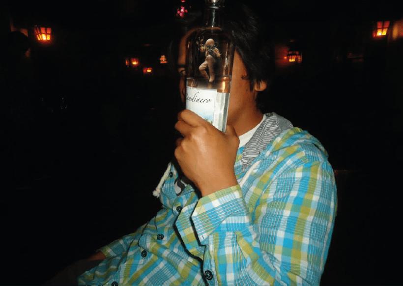 Genio en botella -1