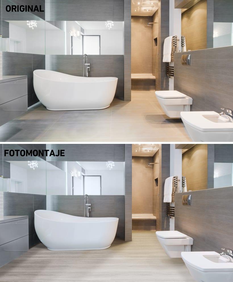 Fotomontajes pavimento 0