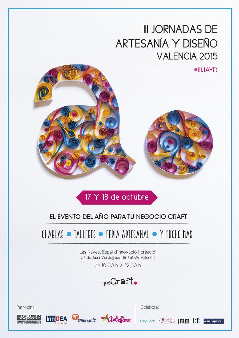 III Jornadas de Artesanía y Diseño Valencia -1