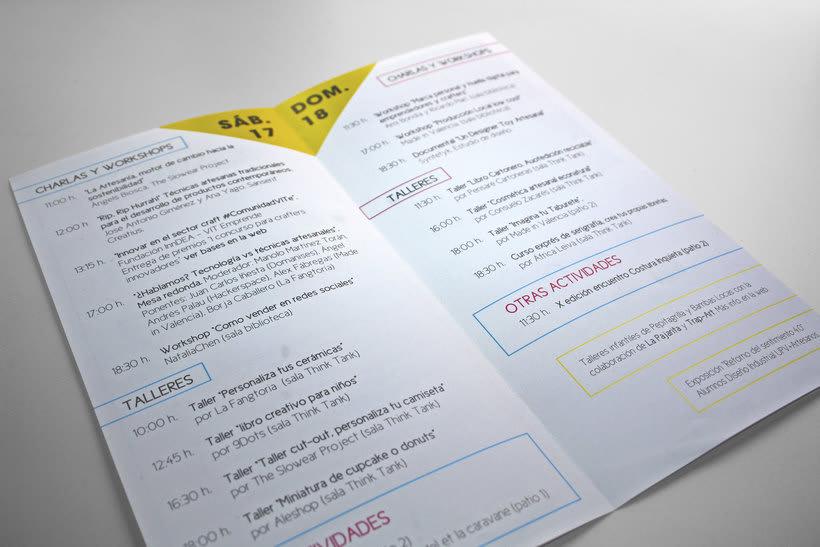 III Jornadas de Artesanía y Diseño Valencia 1