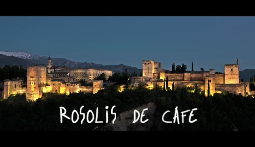 Rosolis de café para concurso de Nestcafe. 0