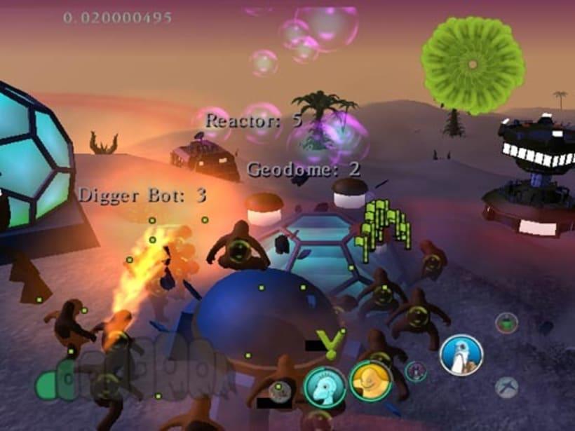 MonsTECA - Monsters vs Robots 4
