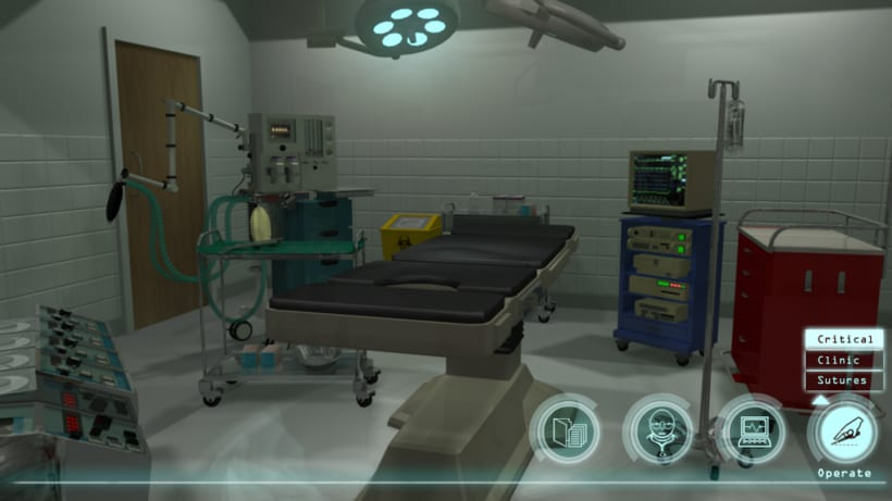 This is Surgery 3