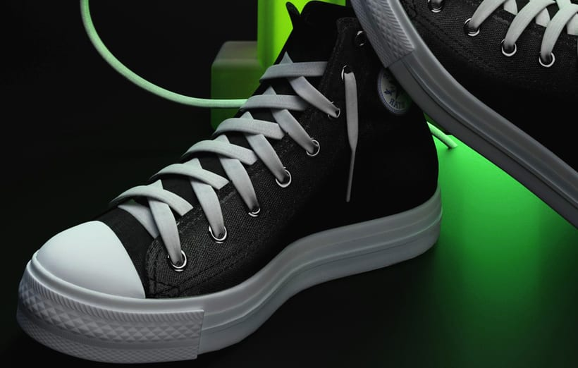 Shoes are bouring wear chuck!  Converse 2
