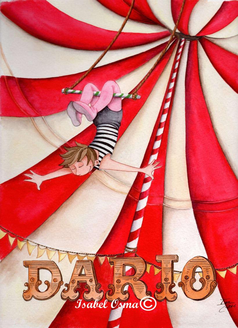señoras y señores... ¡¡Dario el trapecista!! -1