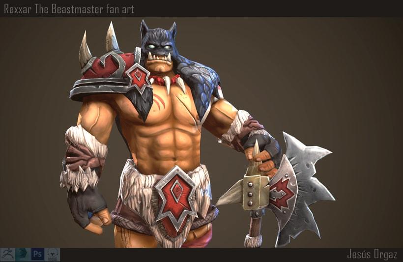 Rexxar The Beastmaster 0