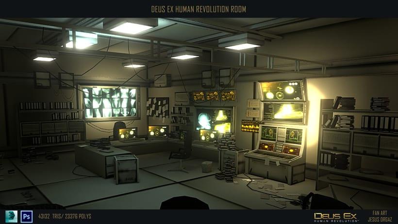Deux Ex Laboratory 0