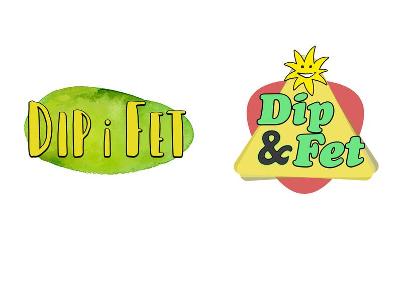 Dip i Fet® -1