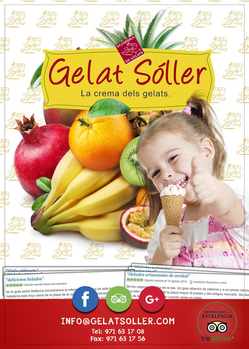 Publicidad Gelat Soller® 0