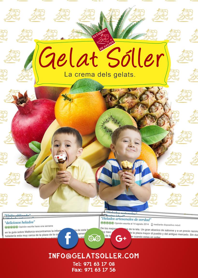 Publicidad Gelat Soller® 1
