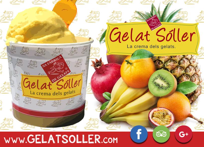 Publicidad Gelat Soller® 2