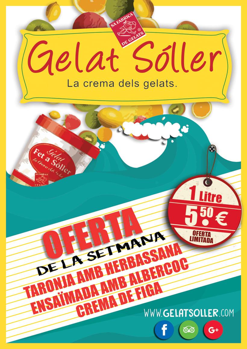 Publicidad Gelat Soller® 3