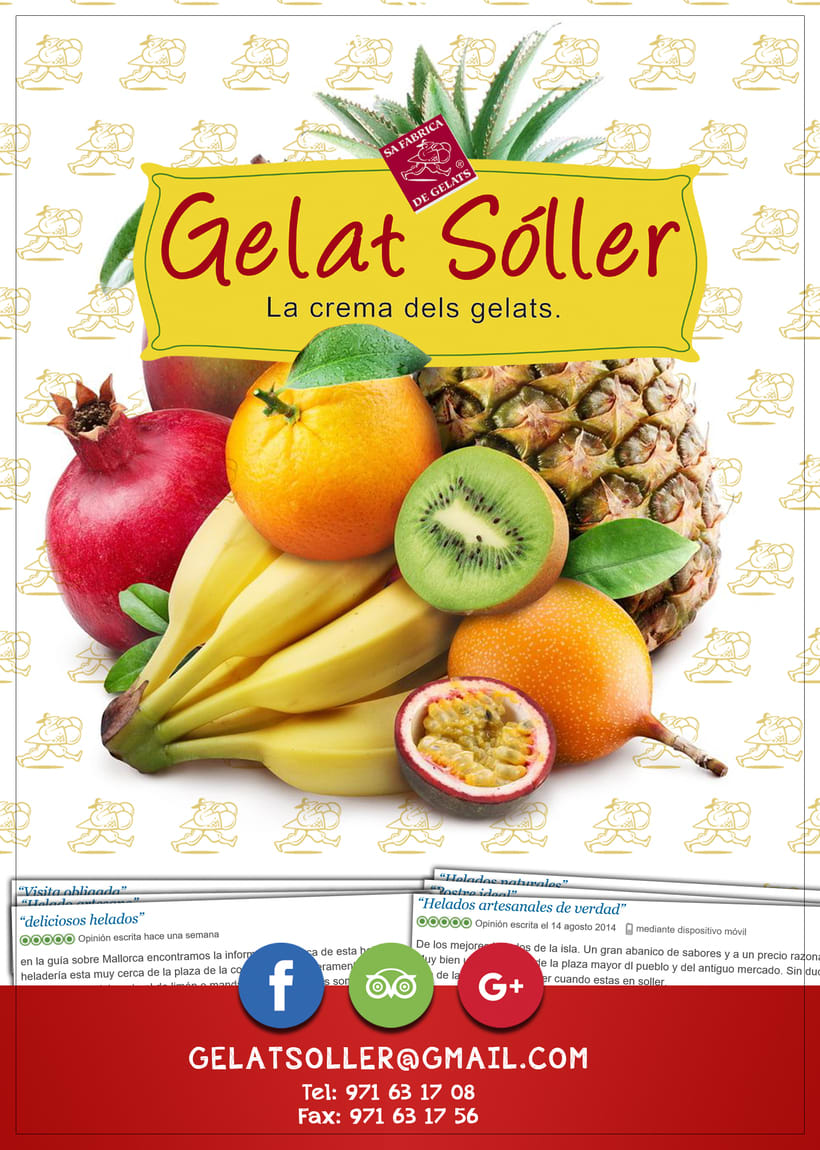 Publicidad Gelat Soller® 6