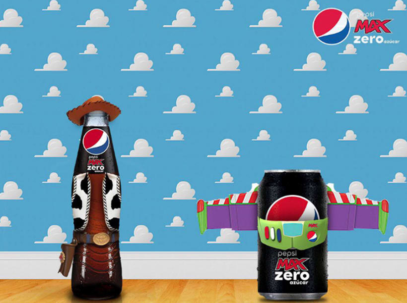 Toy Story for Pepsi España -1