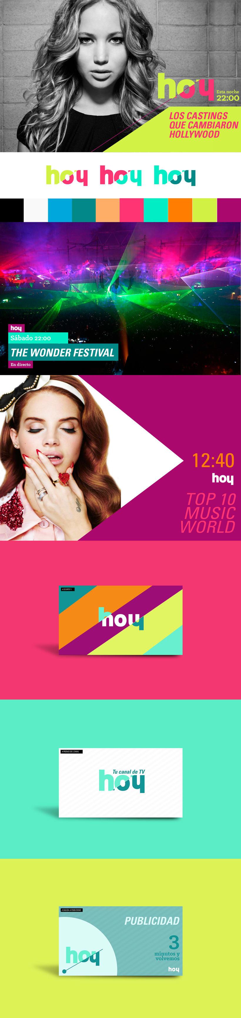 HOY. TV Brand 0