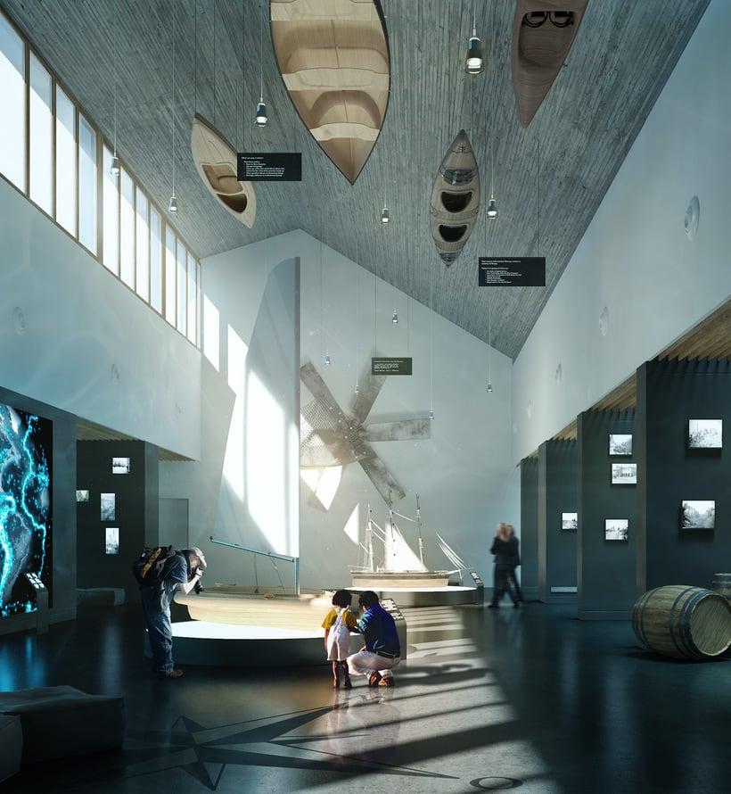 Museo Nautico en Badalona 0