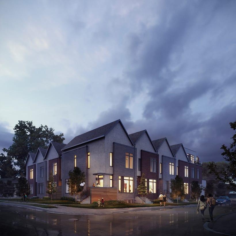 New Neighbors en Altadore, Canada -1
