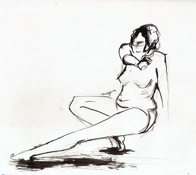 Dibujo del movimiento -1
