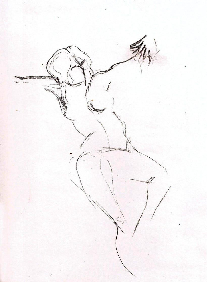 Dibujo del movimiento 11