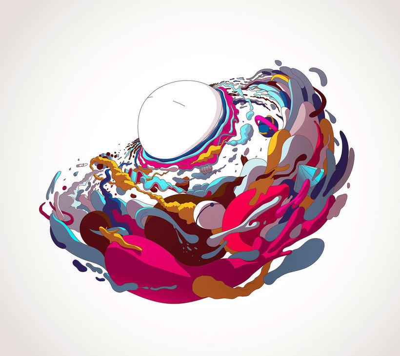 Ori Toor: animaciones en clave sinestésica 2