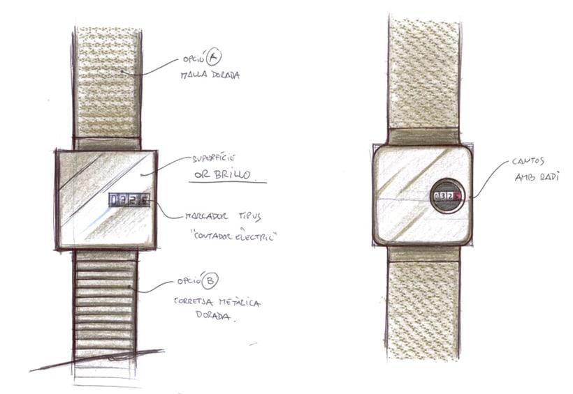 666barcelona watches (diseño de producto y dirección de arte) 1