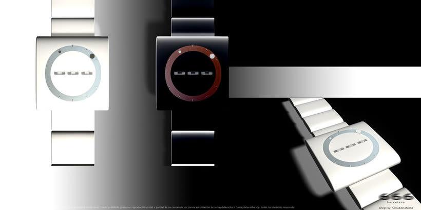 666barcelona watches (diseño de producto y dirección de arte) 7