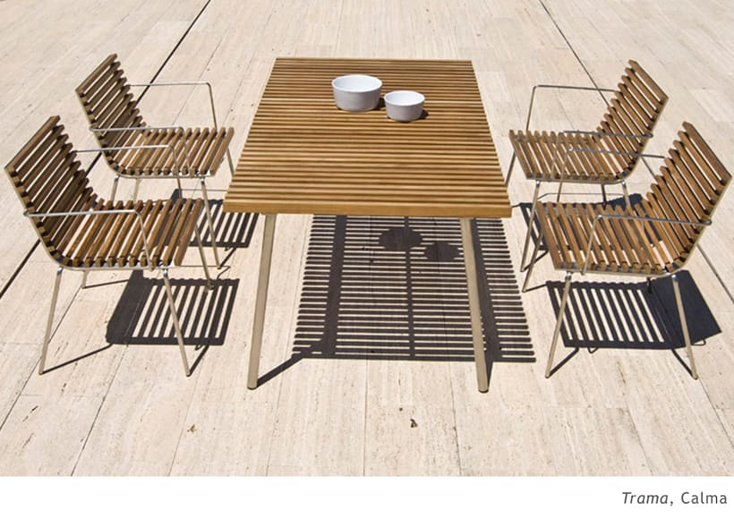 Calma outdoor furniture 3