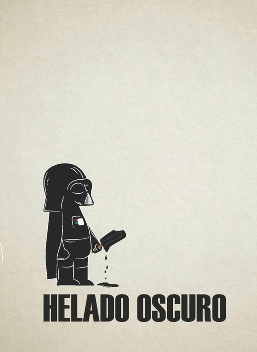 Helado Oscuro 0