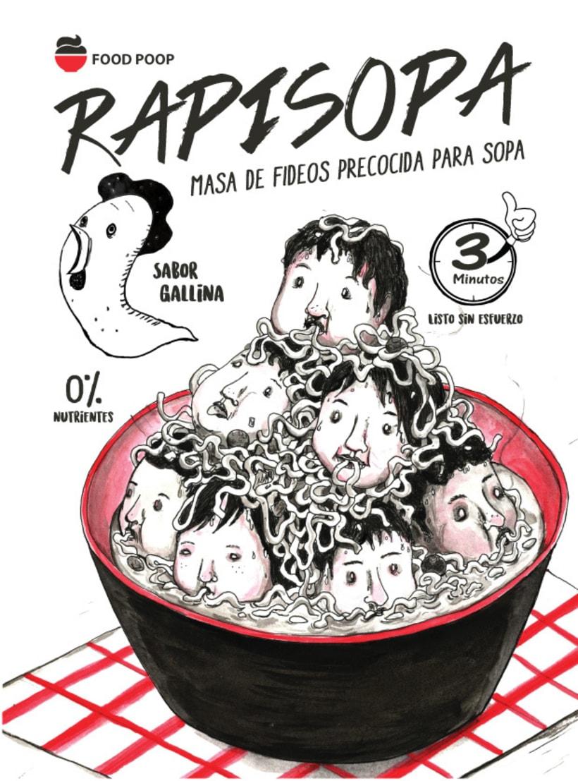 RAPISOPA 1